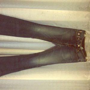 True Religion jeans. Slightly worn